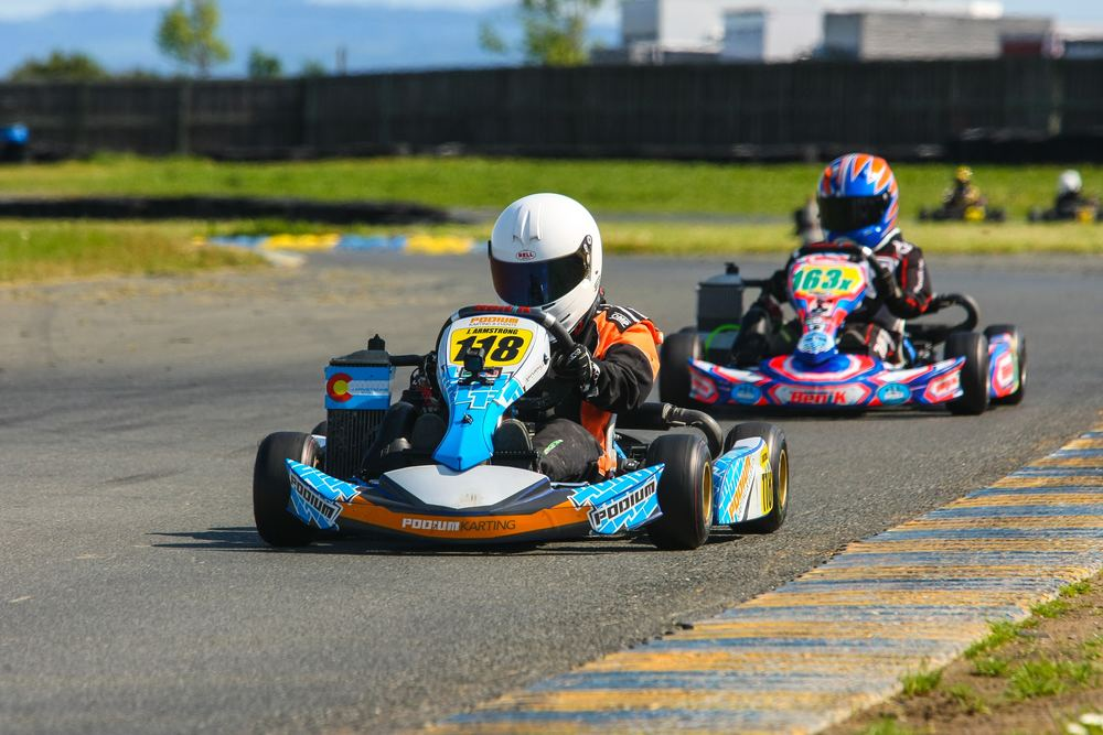 En segboard gokart er også en mulighed for et alternativ